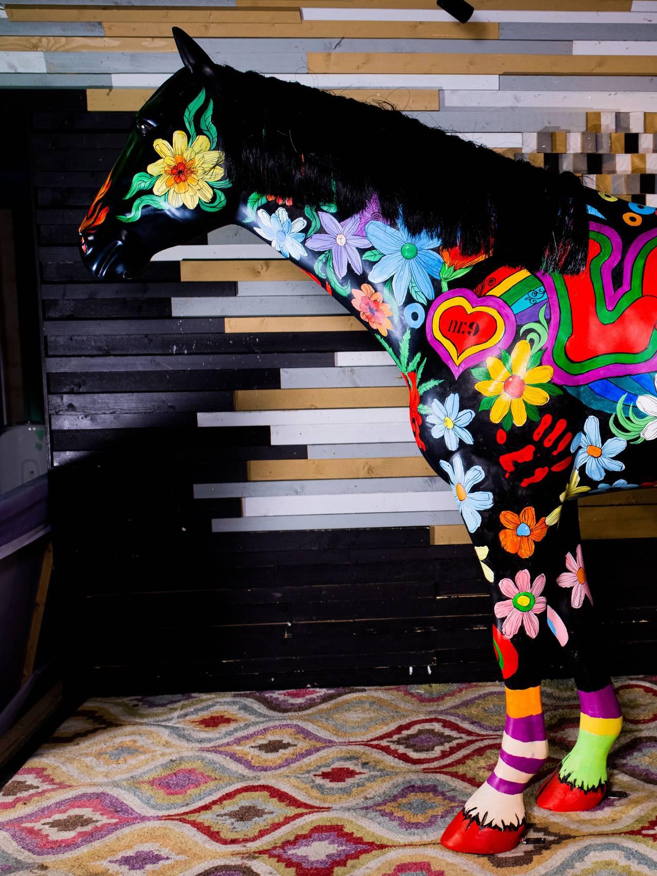 Hippie-hest