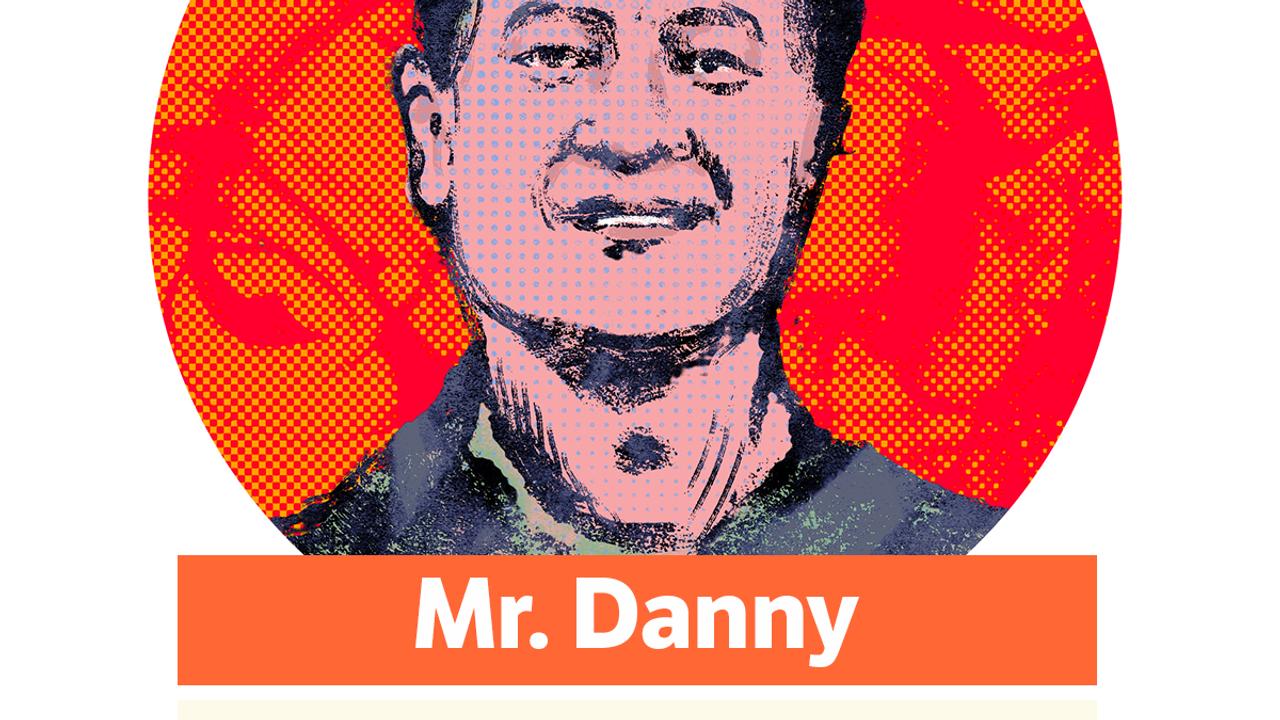 Tittelkort 3:4 Mr. Danny
