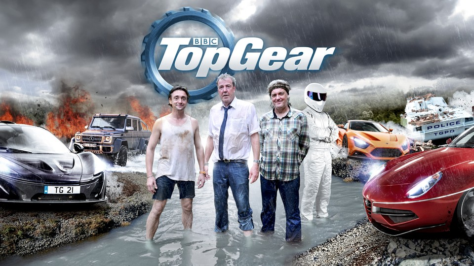 Top Gear - en britisk hyllest