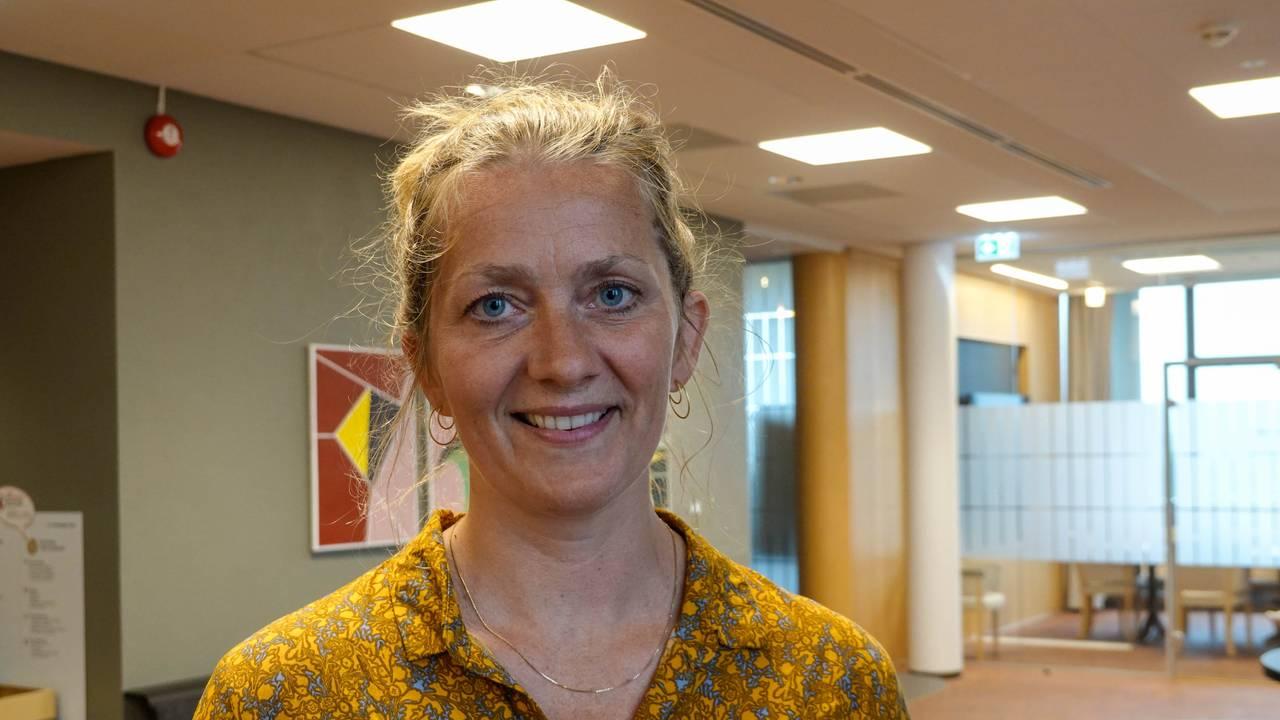 Inga Staal Jenset, førsteamunensist på institutt for lærerutdanning og skoleutvikling.