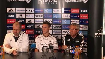 Rosenborg enig med FC Sydney om en overgang for den 18-årige venstrebacken Alex Gersbach.