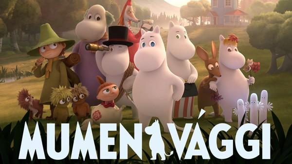 Mii vuolgit Mumenstálu ja eará Mumenvákki ássiid mielde erenoamáš ja gelddolaš Mumenvággái - Mummitrollet tar oss med på eventyr i den magiske Mumenvággi. Finsk/britisk animasjonsserie.