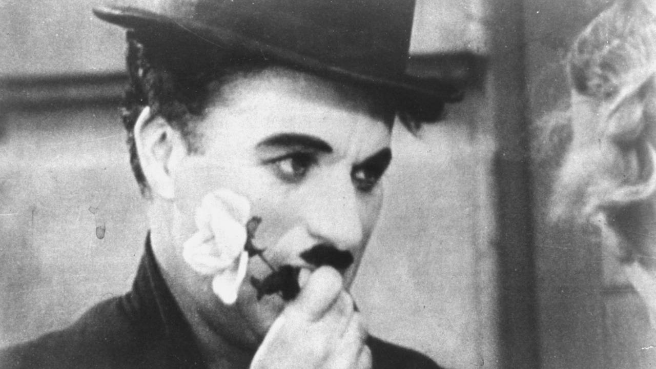 Charlie Chaplin i filmen