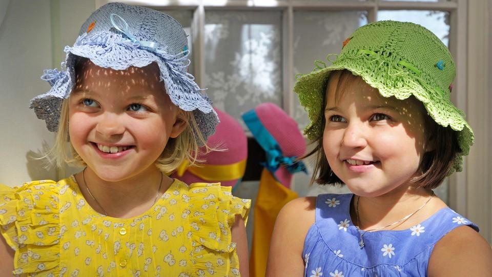 Anneli og Lillian