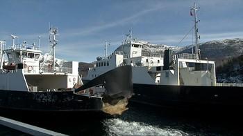 MS Kjerringøy og MS Virak