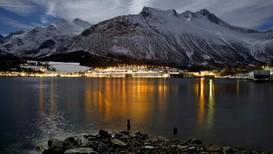 REKORDBYGDA: Tafjord har den høgaste målte temperaturen i Noreg i månadene november (21,8 grader) og januar (17,9). Dette skuldast først og fremst fønvind.