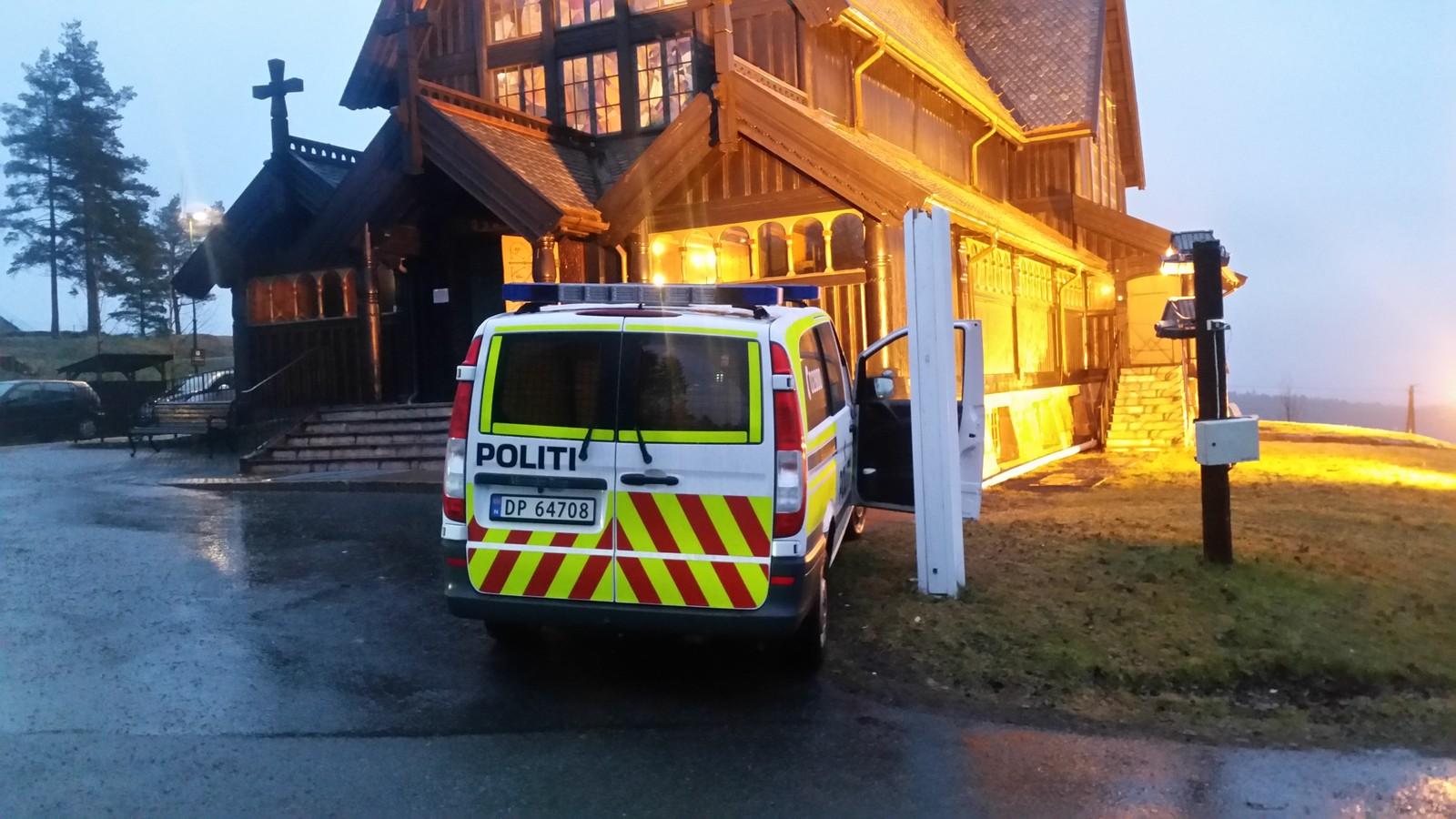 Alle planlagte gudstjenester i Holmenkollen kapell julaften, er avlyst etter den tragiske hendelsen.