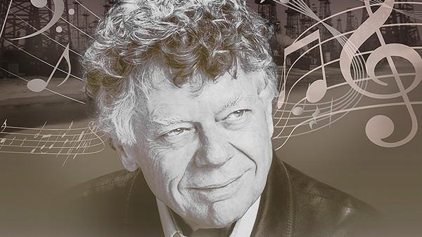 Verdens rikeste komponist - Gordon Getty