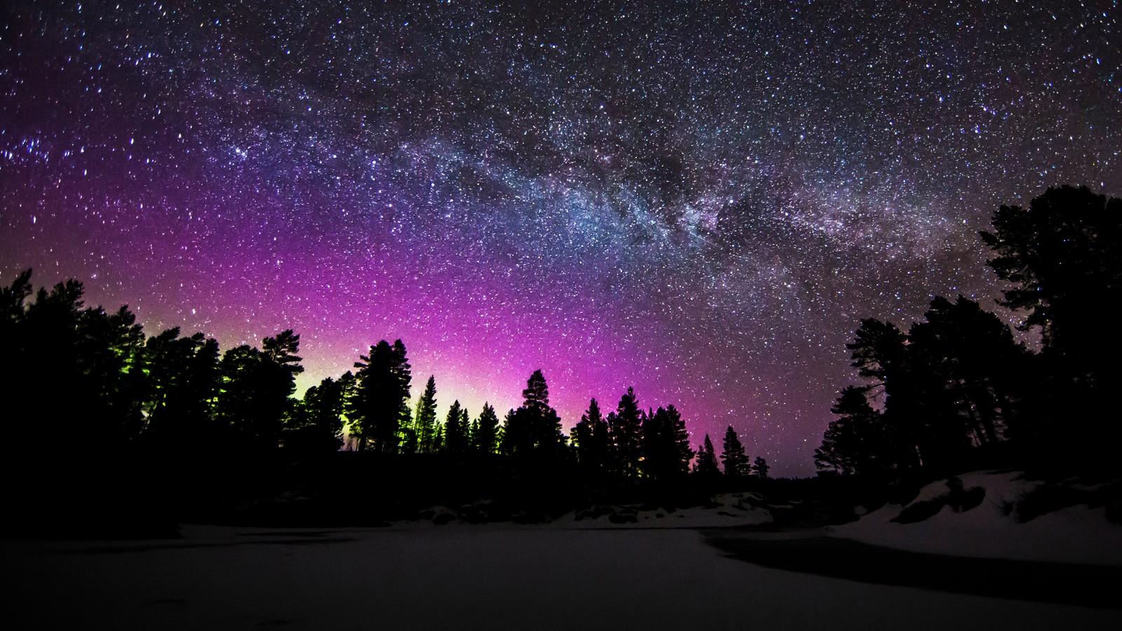 Natt i Skjækra, Ogndal