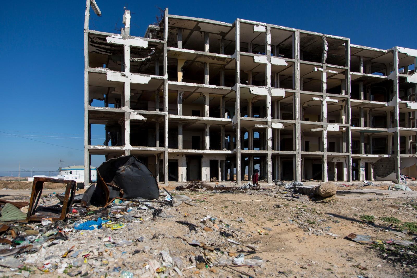 Over 10.000 hus ble ødelagt i krigen mellom Israel og Hamas. Så langt er bare 1000 under oppbygging.