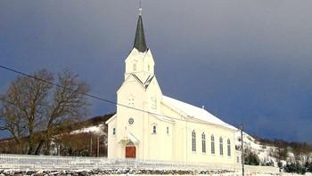Lundring kirke i Nærøy