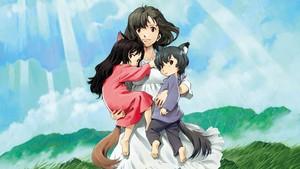 Film: Wolf Children