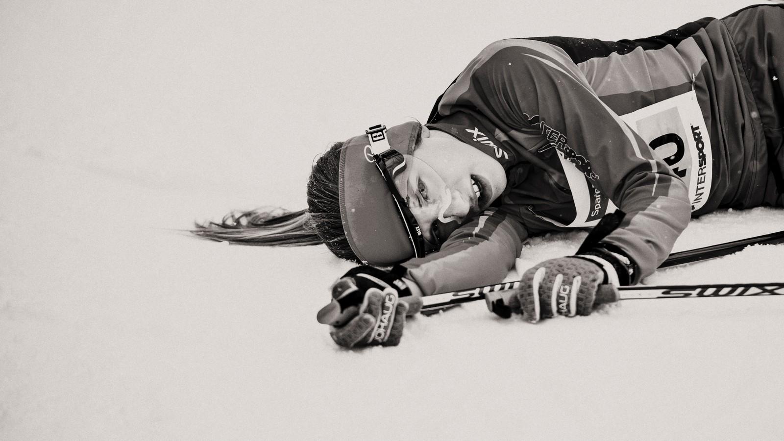 3. plass Sport: Richard Sagen, Adresseavisen.  All in på Enern: Det er selvsagt ingen som i fullt alvor kan hevde å ha gitt alt på Skienern i Oppdal, og samtidig makte å stå oppreist etter målpassering.