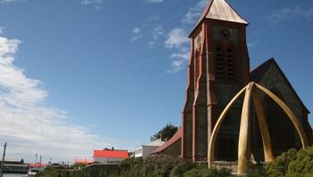 Kirke i Stanley, Falklandsøyene