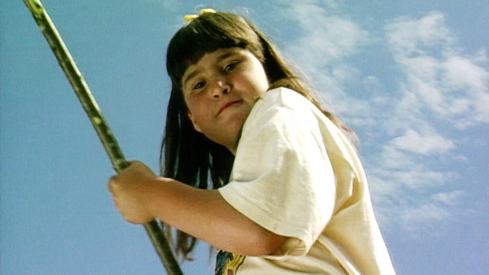 Kristin, 8 år