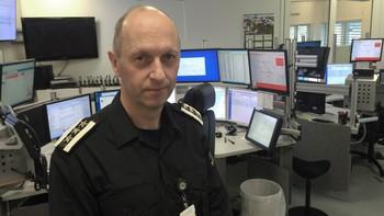 Terje Brandsøy Alarmsentralen