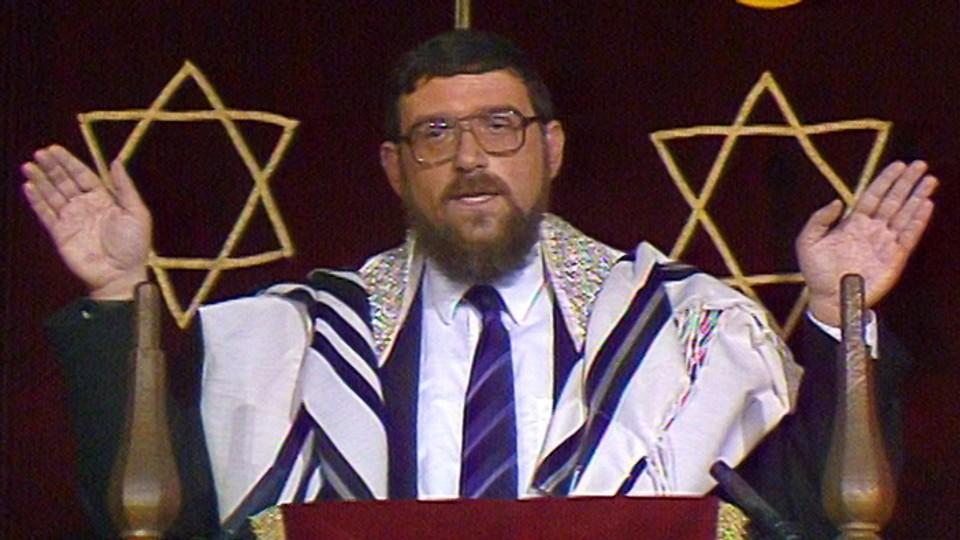 Fest i synagogen