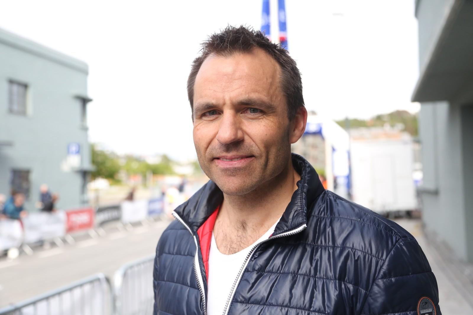 Arne Rettedal fikk aller beste tid i årets Nordsjøritt.