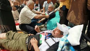 Sultestreiker i Israel