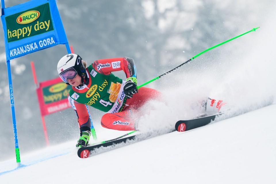 Nå · V-cupfinale alpint: Storslalåm, menn
