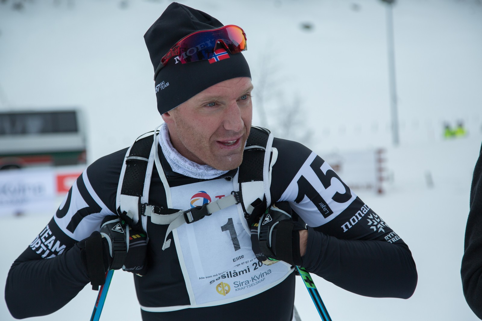 Audun Laugaland vinner Sesilåmi 2016