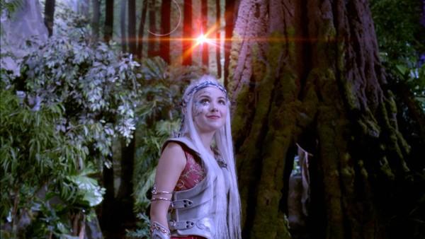 Feprinsessen Astral, bestemmer seg for å reise til den virkelige verden for å oppleve skole og den menneskelige verden. Canadisk humorserie.