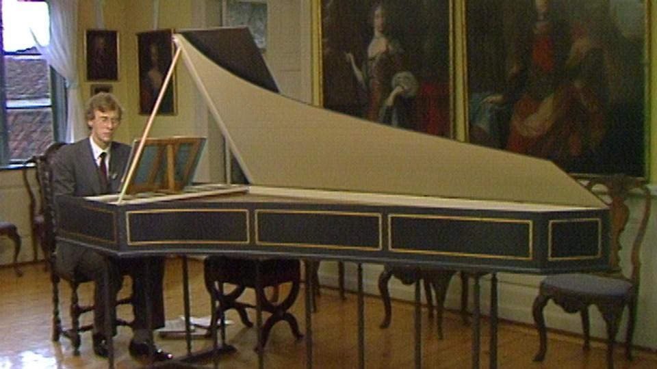 Cembaloen - barokkens husinstrument