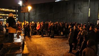 Demonstrasjon Stavanger
