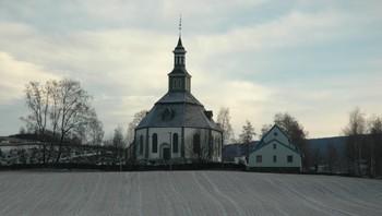 Hvor er dette uke 14/07. Sør-Fron kirke.