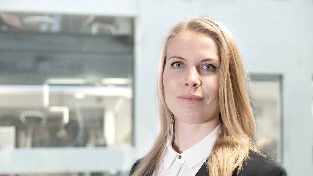 Jurist i Forbrukerrådet, Caroline Skarderud