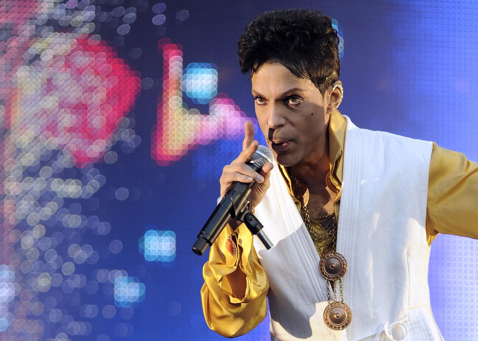 I 2011 sang Prince på Stade de France i Saint-Denis, rett utenfor Paris.