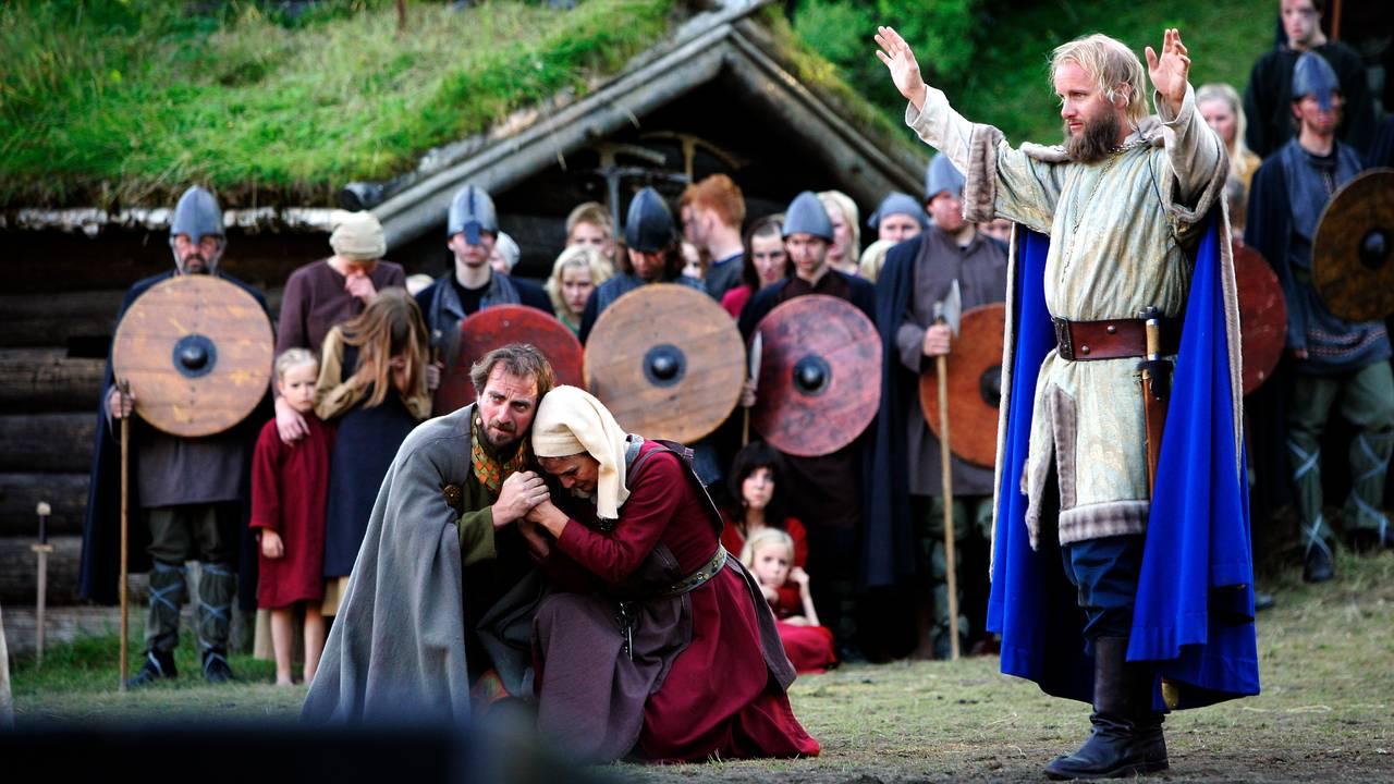 Spelet om Heilag Olav.