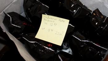 Notater på ferdigbrent kaffe