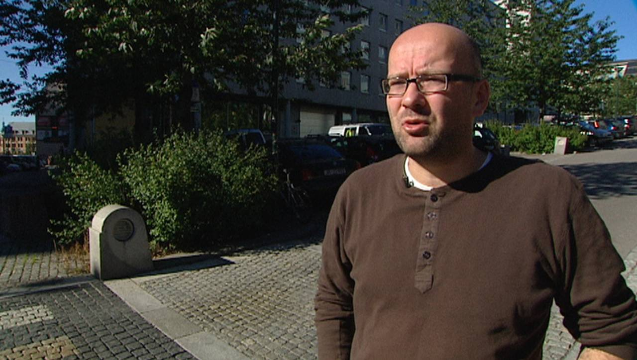 Andreas Olsen, øyenvitne