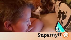 Supernytt: I dag