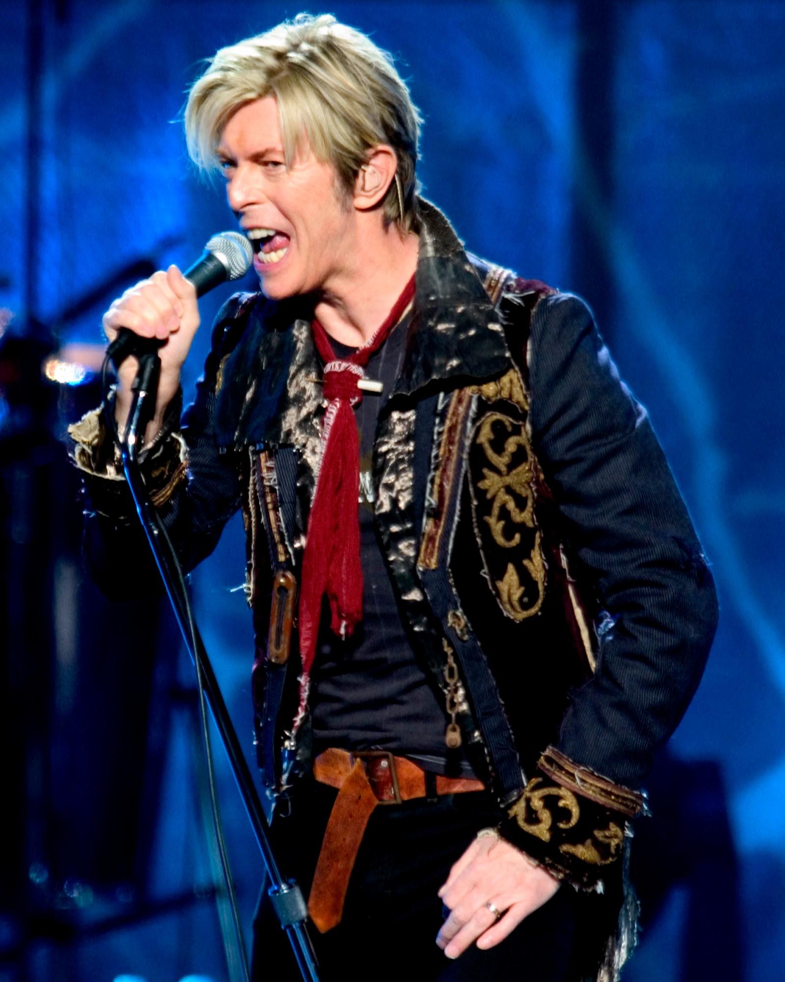 Konsert i Fleet Center i Boston i mars 2004.