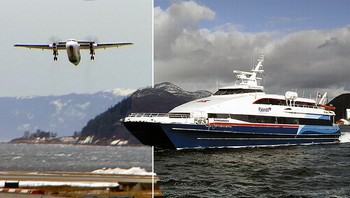 Fjord1 og Widerøe