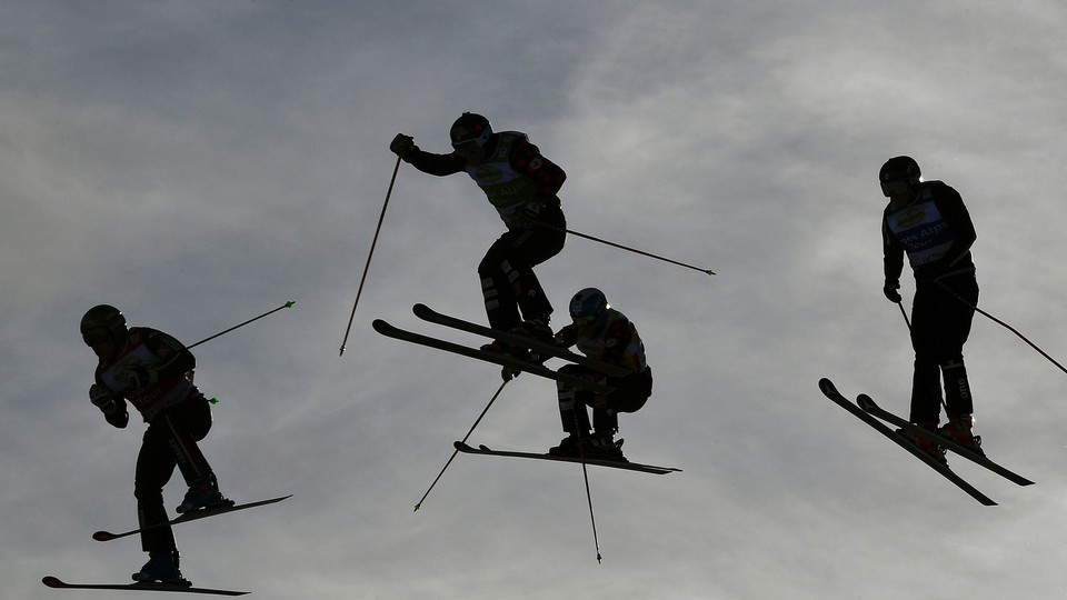 13:25 · V-cup fristil: Skicross