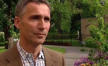 Video Prestisjefylt verv til Stoltenberg