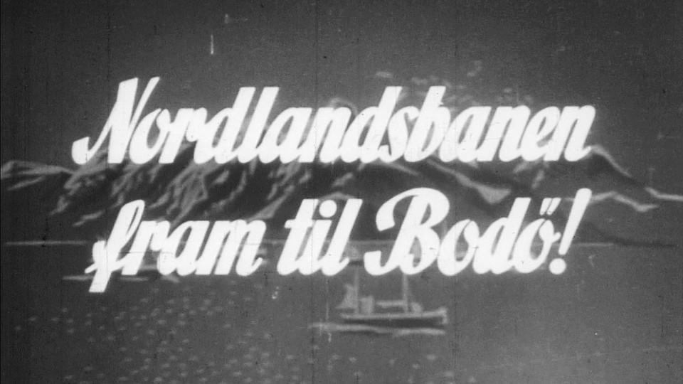 Nordlandsbanen fram til Bodø!