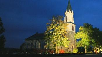Sakshaug kirke