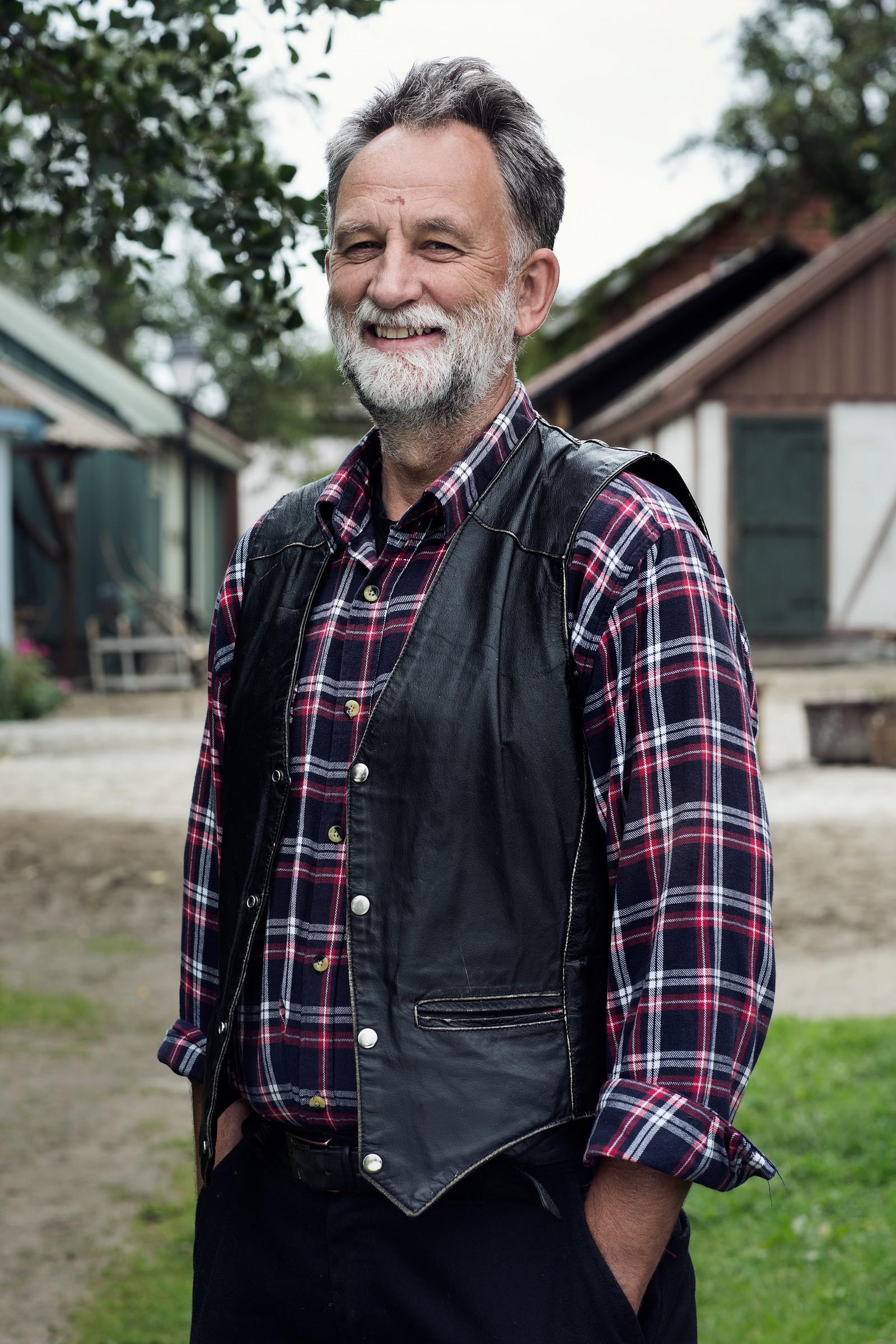 Lars Kristian E. Grøholt