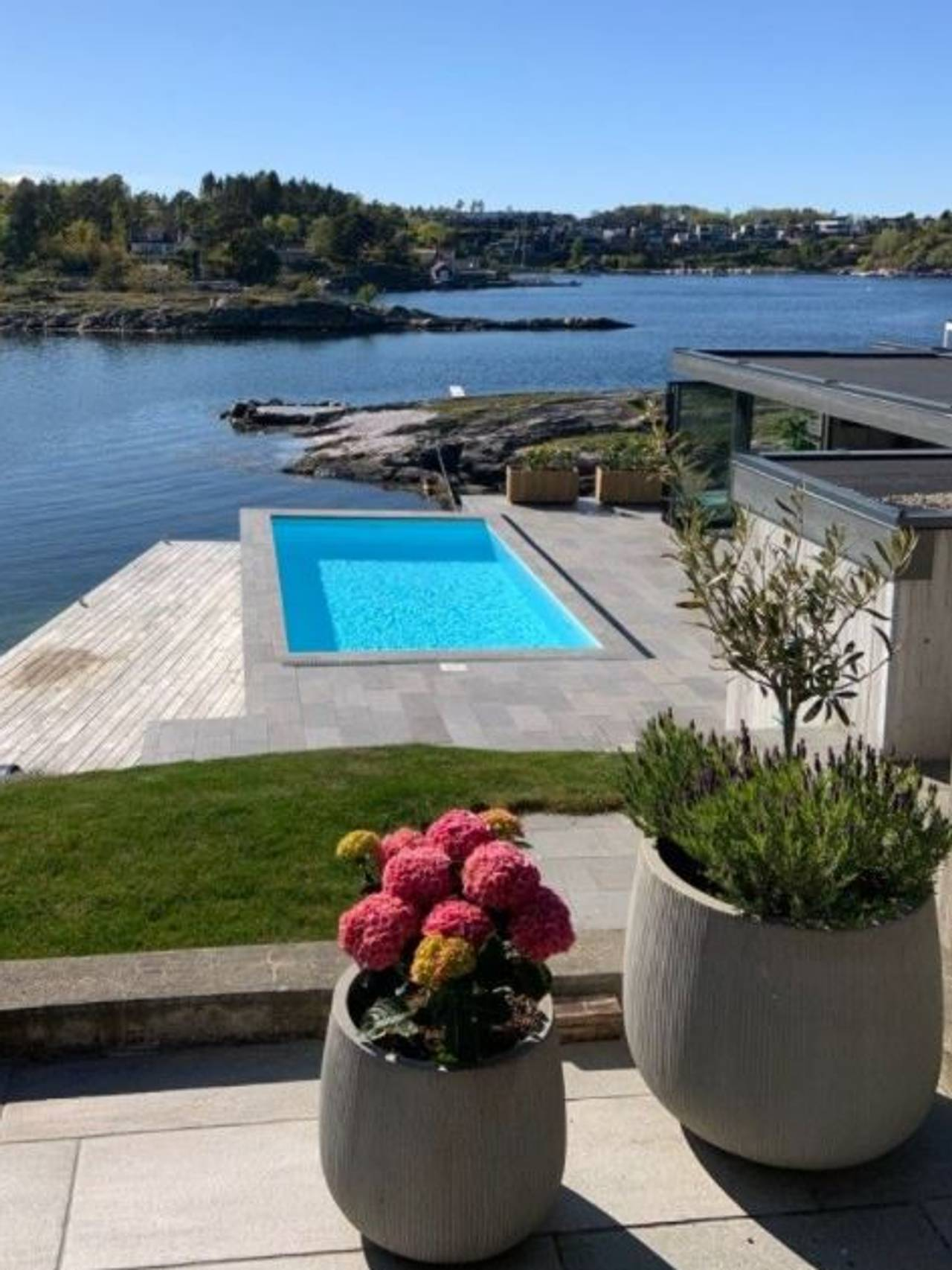 Sommerhus på Sørlandet