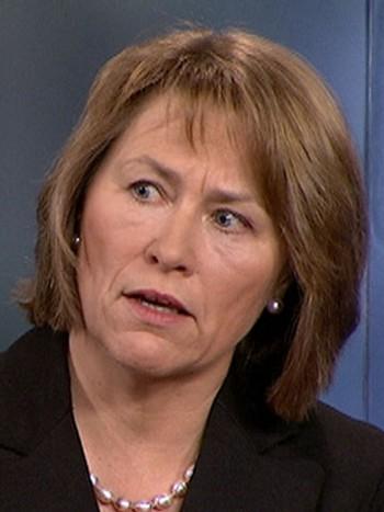 Forsvarsminister Grete Faremo