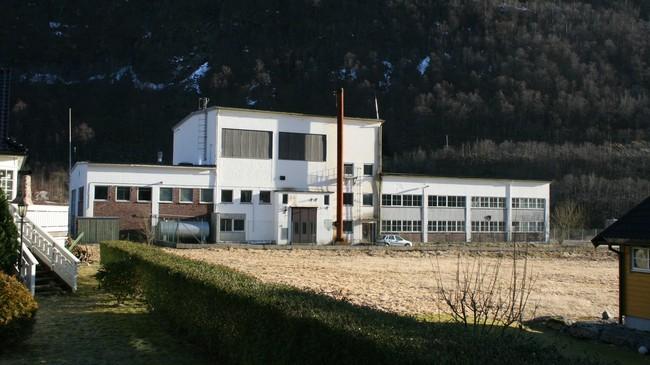 Berre 12 år var det drift i VeTreFo. Foto: Kjell Arvid Stølen, NRK.