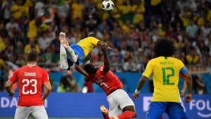 Fotball - VM: Høydepunkter Costa Rica - Serbia, Tyskland - Mexico og Brasil - Sveits