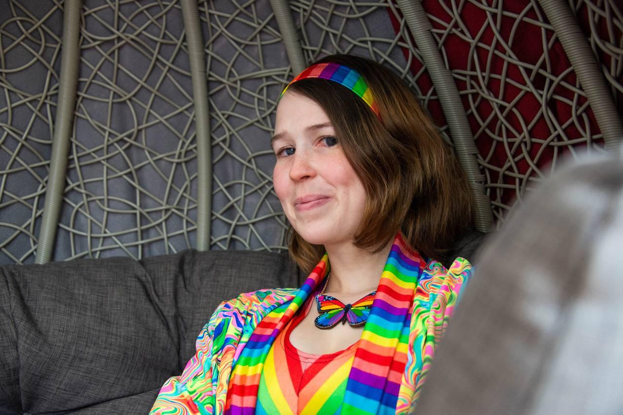 Portrettbilde av Hanne Breivik
