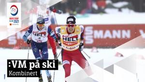 Ski - VM: Kombinert lagsprint, menn