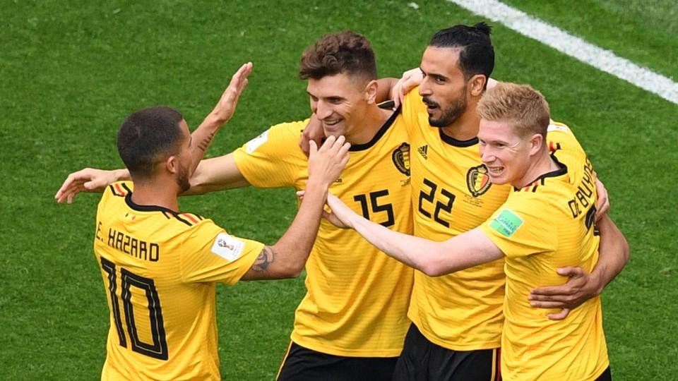 Fotball - VM: Høydepunkter bronsekamp Belgia - England
