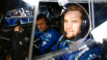 Mads Østberg i Rally Monte Carlo